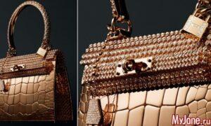 Самые дорогие сумки в мире